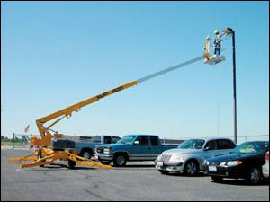 Hydraulic Lift: Bil-jax Escalate Hydraulic Lift Trailers